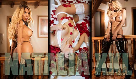 Premium Vorschaubild von TS Transe Natalia XXL Shemale in Berlin bei Transgirls.de