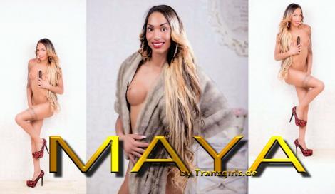 Premium Vorschaubild von TS Transe Maya Shemale in Herford bei Transgirls.de
