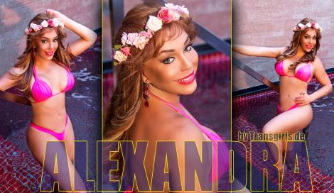Vorschaubild Newsbild von Shemale TS Trans Alexandra