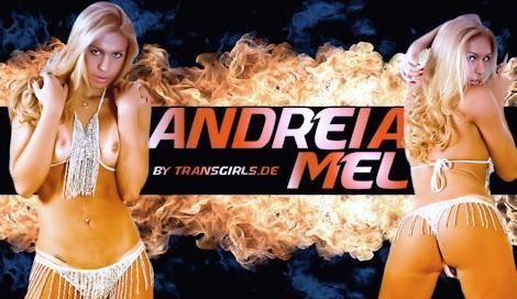 Transsexuelle Andreia Mel