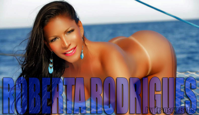Transsexuelle Roberta Rodrigues