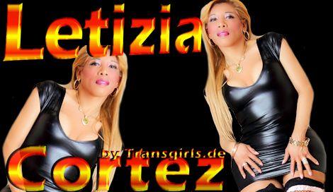 Transsexuelle Letizia Cortez