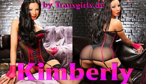 Transsexuelle Kimberly aus Kolumbien