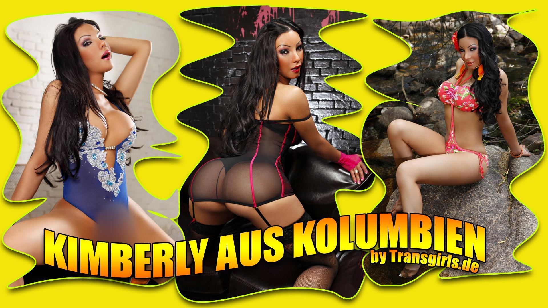 <?php echo Kimberly aus Kolumbien ?> Shemale in <?php echo Berlin ?>