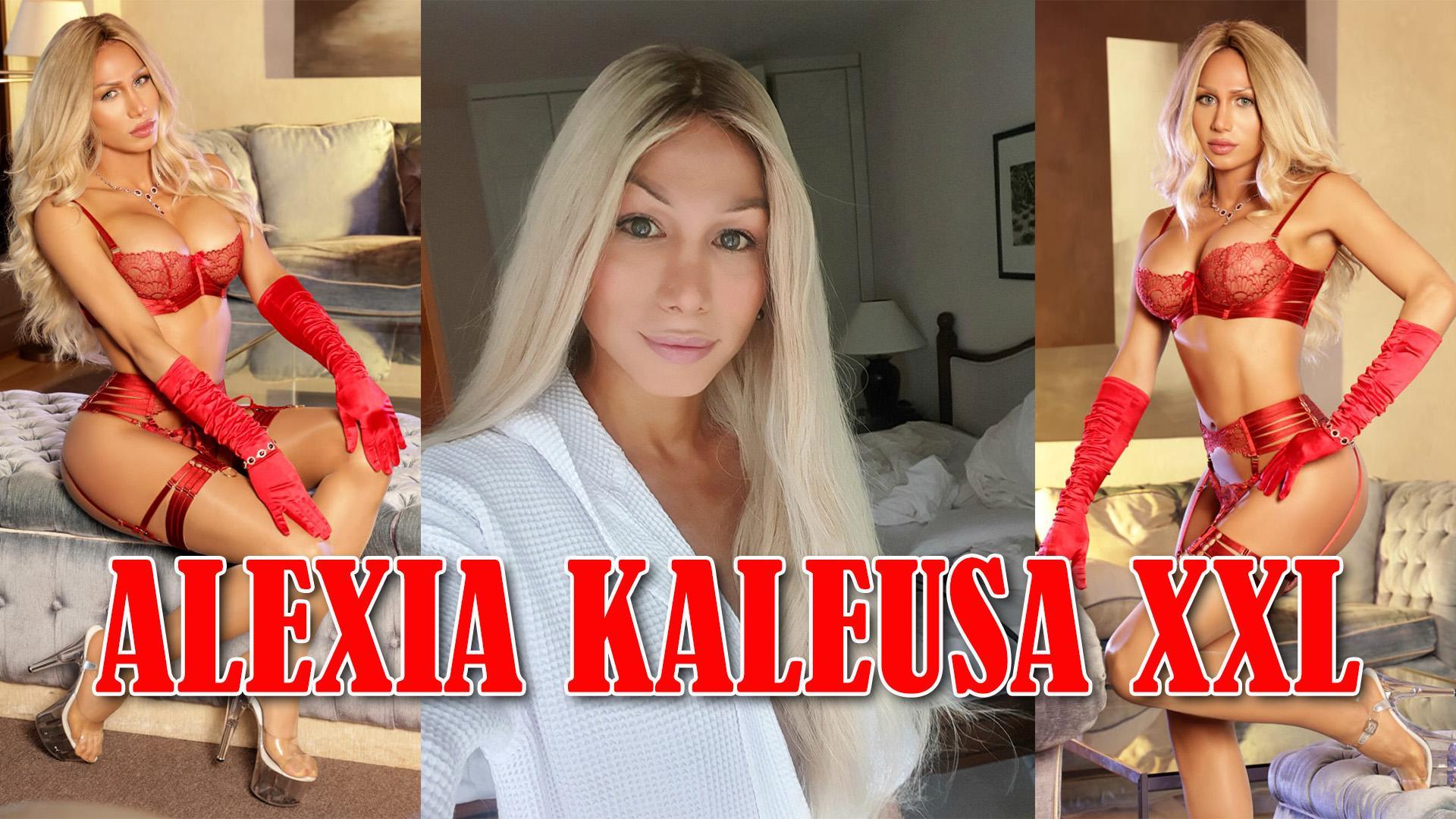 Alexia Karleusa XXL Shemale in Berlin