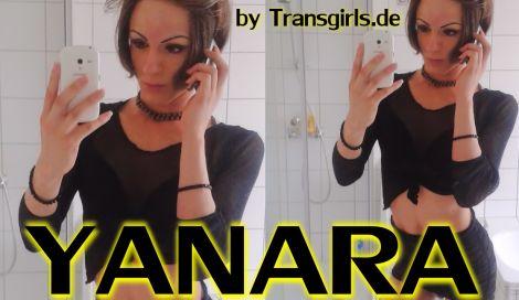 Transsexuelle Yanara