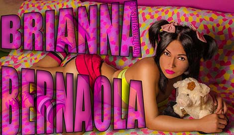 Transsexuelle Brianna Bernaola XXL