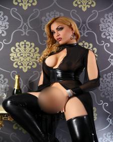 Vorschaubild von TS Transe Antonella Vulkan Latino Shemale in Berlin bei Transgirls.de