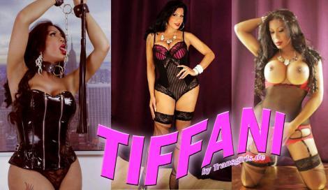Premium Vorschaubild von TS Transe Tiffani Shemale in Berlin bei Transgirls.de