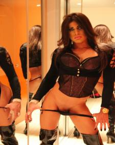 Vorschaubild von TS Transe Amanda Lissen Shemale in Mallorca bei Transgirls.de