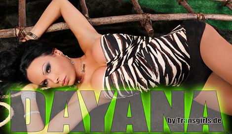 Transsexuelle Dayana - Nr. 1