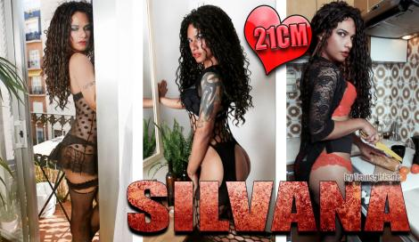 Premium Preview Picture from Silvana XXL Shemale in Barcelona