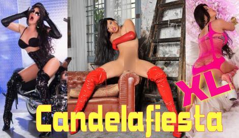Premium Vorschaubild von TS Transe Candelafiesta Shemale in Berlin bei Transgirls.de