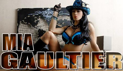 Transsexuelle Mia Gaultier