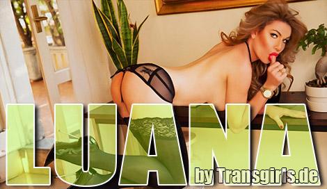 Transsexuelle Luana XXL