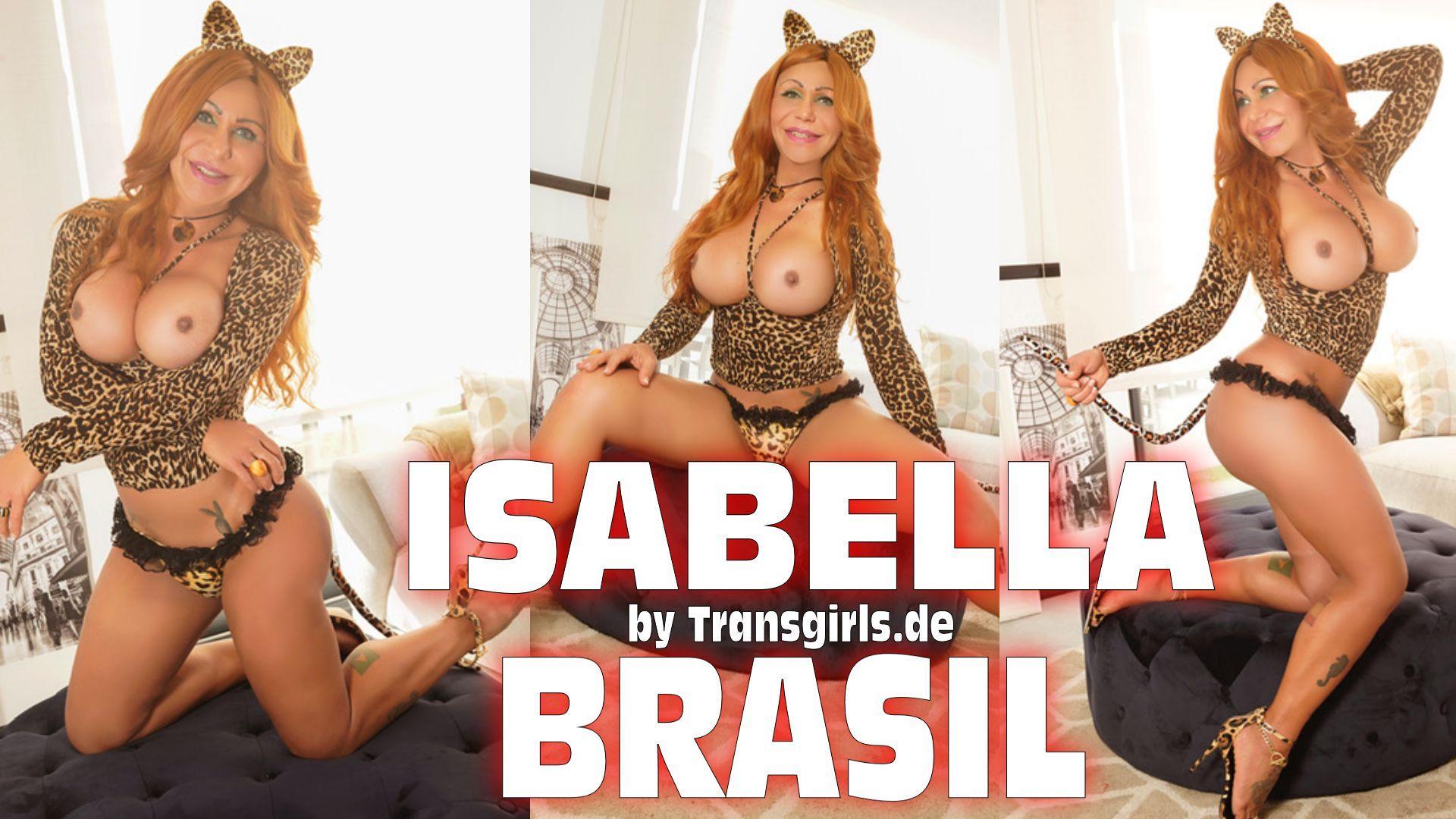 Isabella Brasil Shemale in Berlin