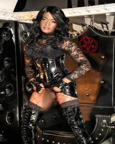 Vorschaubild von TS Transe Hiliana Krowley Shemale in Berlin bei Transgirls.de