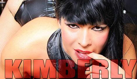 Transsexuelle Kimberly