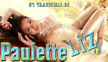 Shemale Paulette Liz in Dortmund