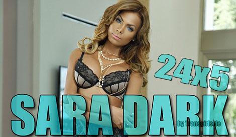Transsexuelle Sara Dark