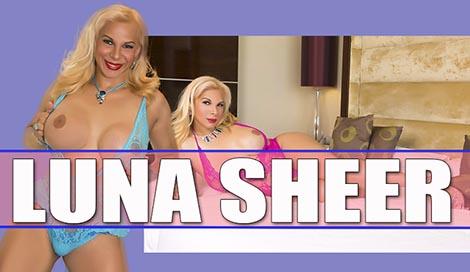 Transsexuelle Luna Sheer