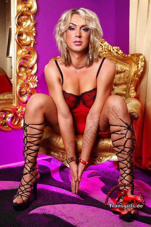 Vorschaubild von TS Transe Melissa Gold Shemale in Wien bei Transgirls.de