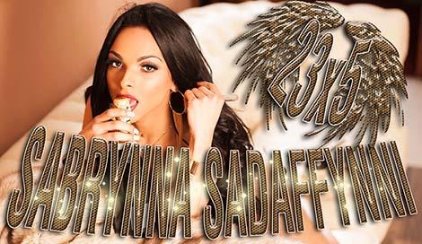 Transsexuelle Sabrynna Sadaffynni