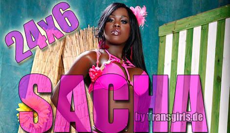 Transsexuelle Sacha
