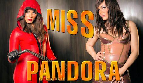 Transsexuelle Miss Pandora