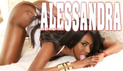 Transsexuelle Alessandra