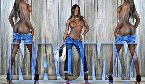 Transsexuelle Naomy