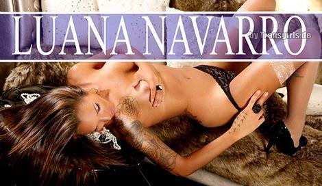Transsexuelle Luana Navarro