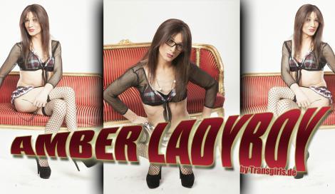 Premium Vorschaubild von TS Transe Amber Ladyboy Shemale in Berlin bei Transgirls.de