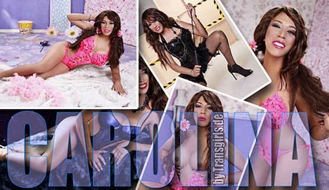 Transsexuelle Carolina