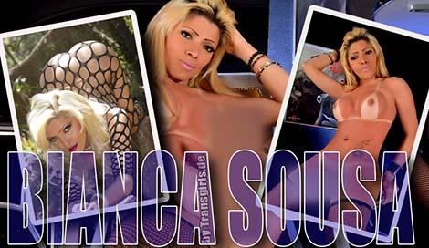 Transsexuelle Bianca Sousa