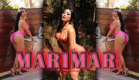 Marimar Shemale in Berlin bei Transgirls.com