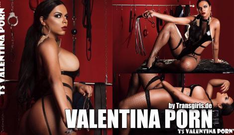 Premium Vorschaubild von TS Transe Valentina Porn Shemale in Berlin bei Transgirls.de