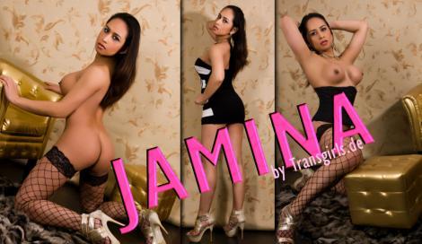 Premium Vorschaubild von TS Transe Jamina Shemale in Berlin bei Transgirls.de