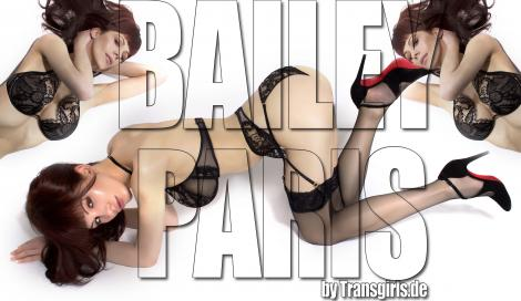Bailee Paris Shemale in Basel bei Transgirls.com