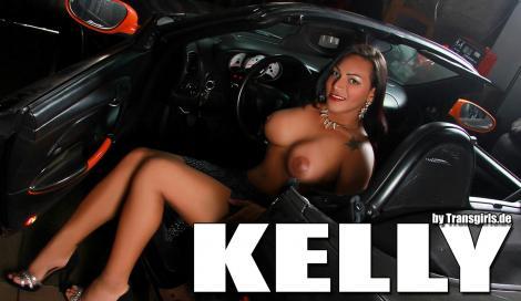Premium Vorschaubild von TS Transe Kelly Shemale in Halle (Saale) bei Transgirls.de