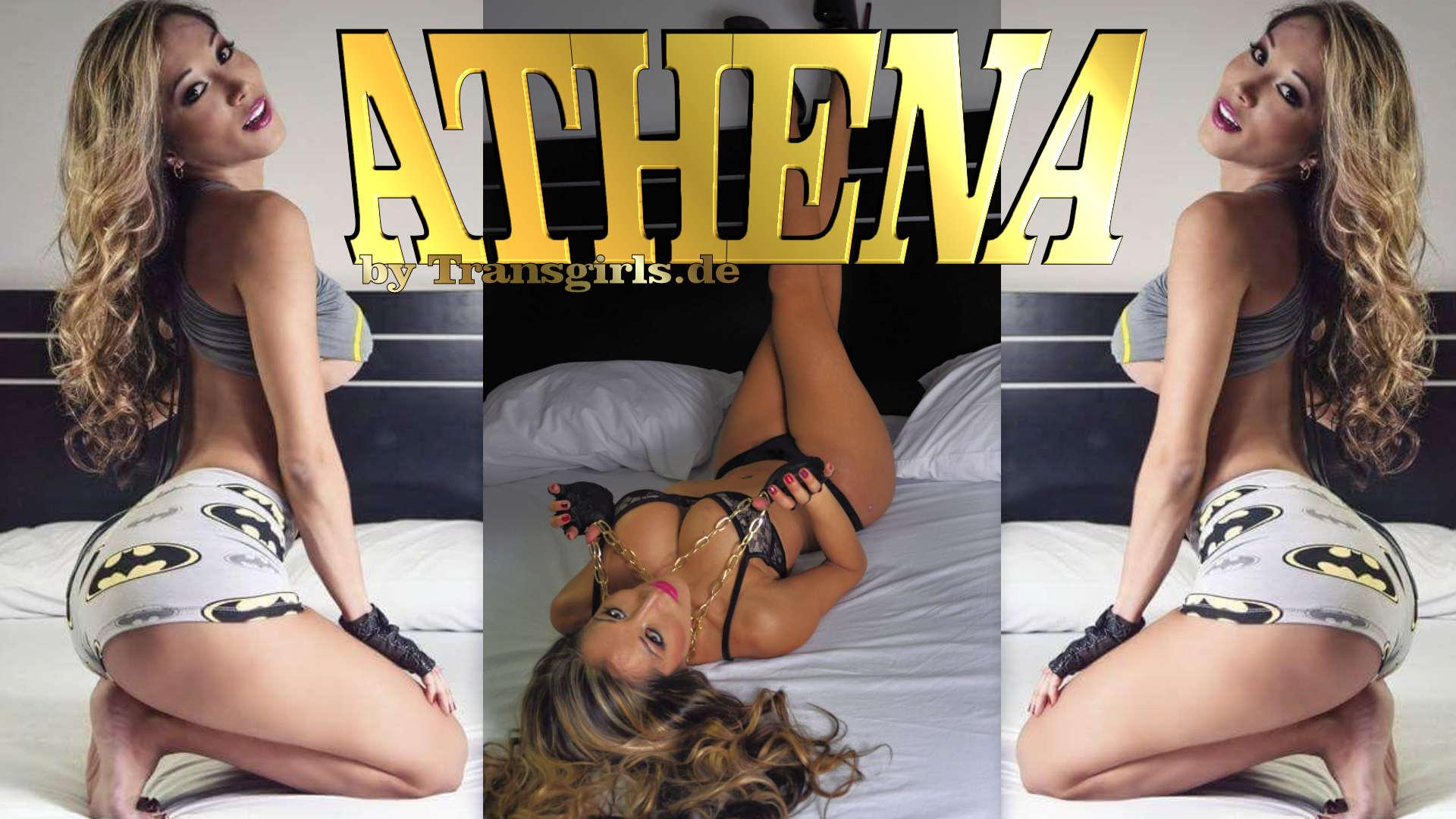 Athena Shemale in Berlin