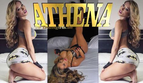 Premium Vorschaubild von TS Transe Athena Shemale in Berlin bei Transgirls.de