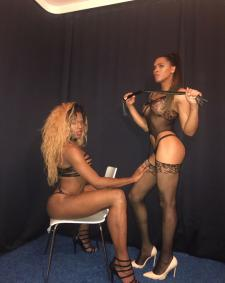 Preview picture from TS Transe Karen und Amber Shemale in Berlin at Transgirls.com