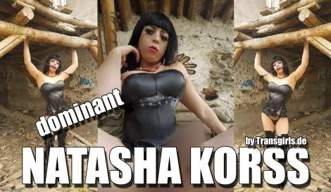 Premium Preview picture from TS Transe Natasha Korss Shemale in Berlin at Transgirls.com