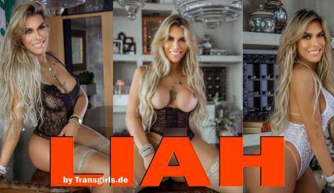 Liah Shemale in Berlin bei Transgirls.com
