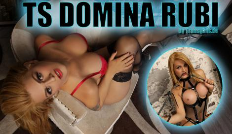Premium Preview Picture from Domina Rubi Shemale in Hamburg