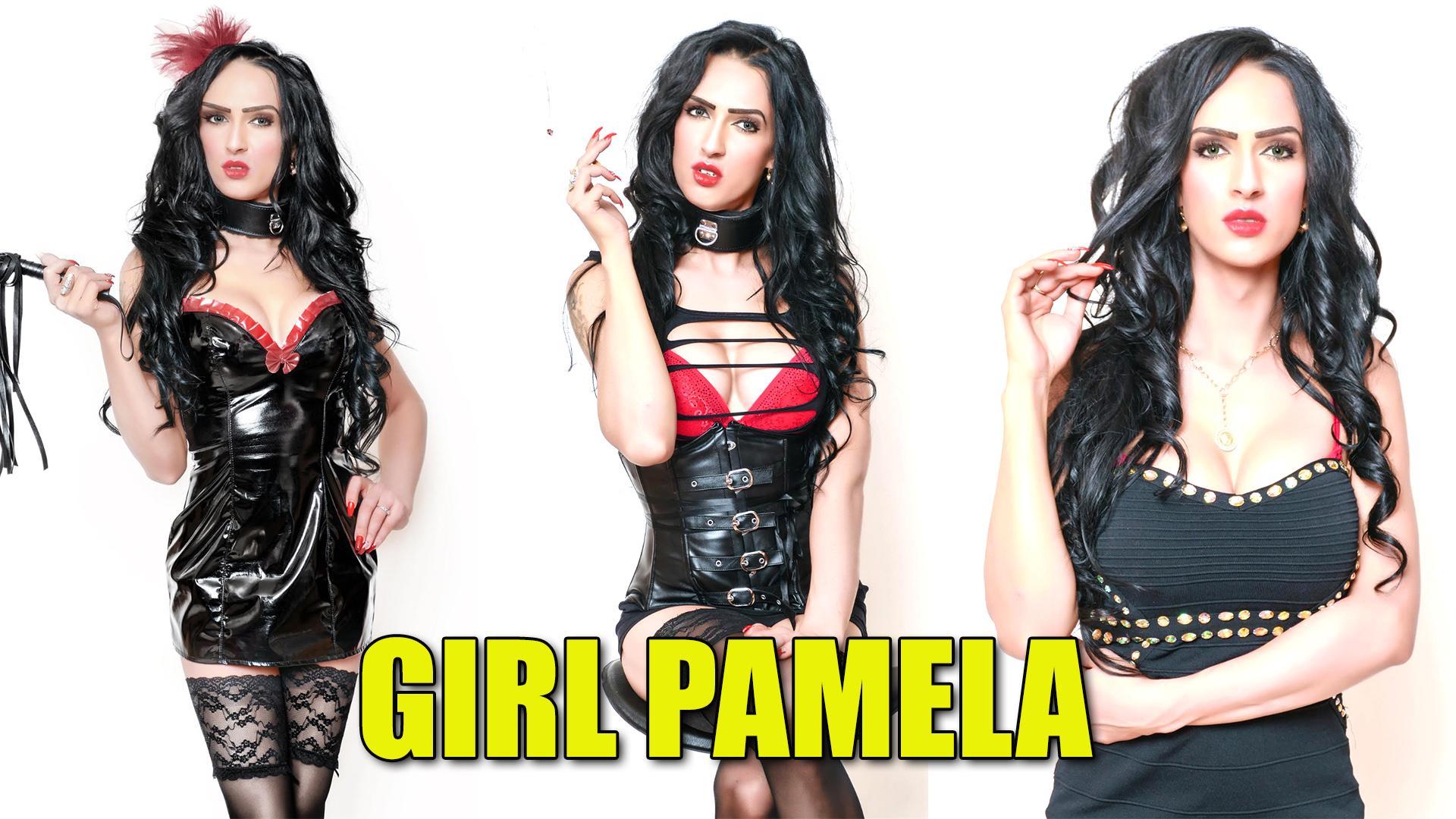 Girl Pamela Shemale in Berlin