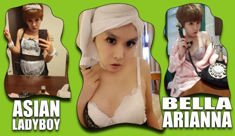Premium Preview picture from TS Transe Asian Ladyboy Bella Adrianna Shemale in Berlin at Transgirls.com