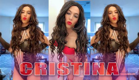 Premium Vorschaubild von TS Transe Cristina Shemale in Berlin bei Transgirls.de