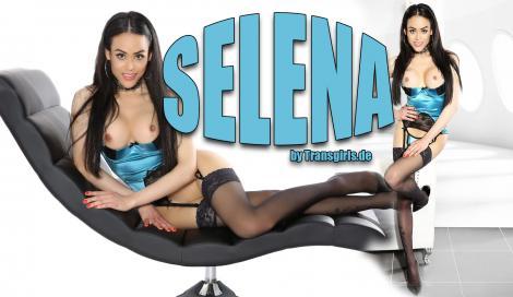 Selena Shemale in Berlin bei Transgirls.com
